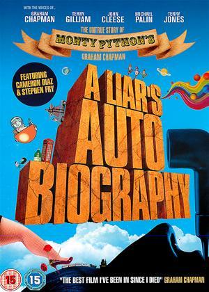 Rent A Liar's Autobiography: The Untrue Story of Monty Python's Graham Chapman Online DVD & Blu-ray Rental