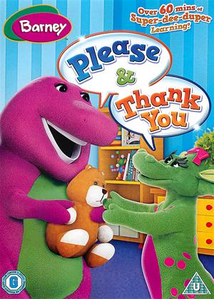 Rent Barney: Please and Thank You Online DVD Rental