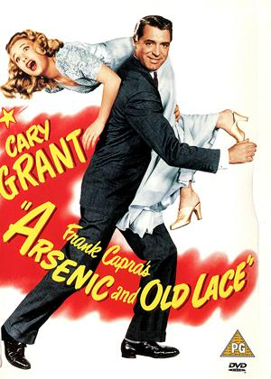 Arsenic and Old Lace Online DVD Rental