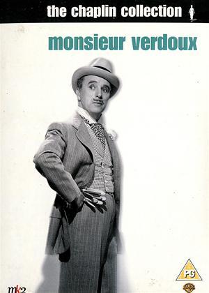 Rent Monsieur Verdoux (aka Charlie Chaplin: Monsieur Verdoux / A Comedy of Murders) Online DVD Rental