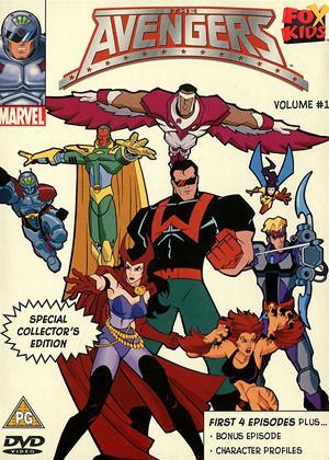 The Avengers: Vol.1 Online DVD Rental