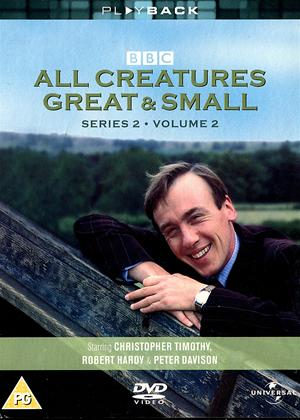Rent All Creatures Great and Small: Series 2: Part 2 Online DVD Rental
