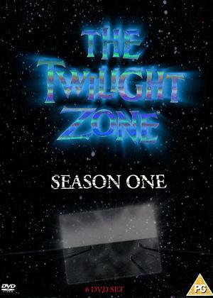 Rent The Twilight Zone: Series 1 Online DVD Rental