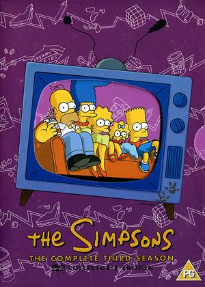 Rent The Simpsons: Series 3 Online DVD Rental