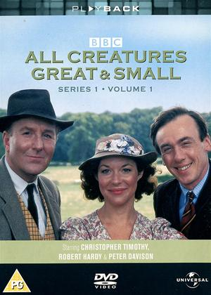 Rent All Creatures Great and Small: Series 1: Part 1 Online DVD Rental