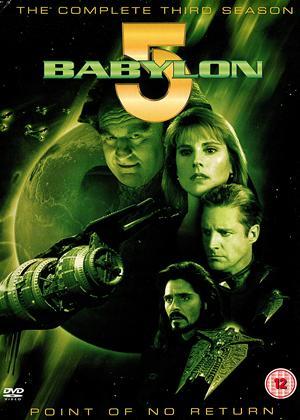 Rent Babylon 5: Series 3 Online DVD Rental