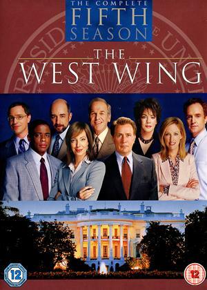 Rent The West Wing: Series 5 Online DVD Rental