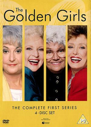 Rent The Golden Girls: Series 1 Online DVD Rental