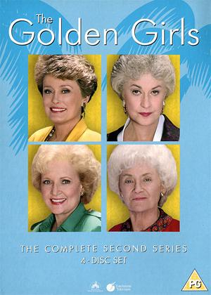 Rent The Golden Girls: Series 2 Online DVD Rental