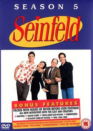 Rent Seinfeld: Series 5 Online DVD Rental