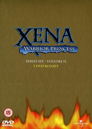 Rent Xena: Warrior Princess: Series 6: Part 2 Online DVD Rental