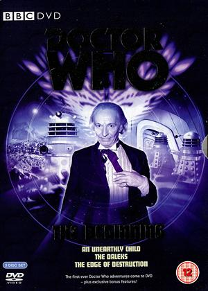 Rent Doctor Who: The Beginning Online DVD Rental