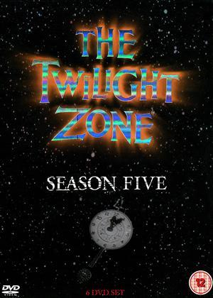 Rent The Twilight Zone: Series 5 Online DVD Rental