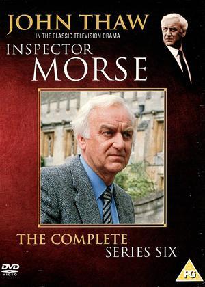 Rent Inspector Morse: Series 6 Online DVD Rental