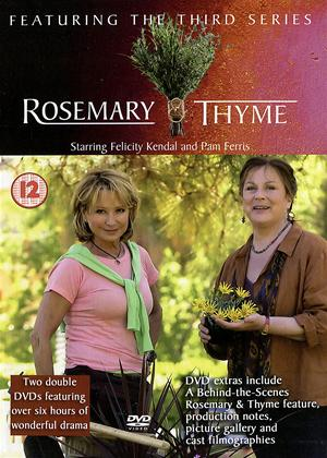 Rent Rosemary and Thyme: Series 3 Online DVD & Blu-ray Rental