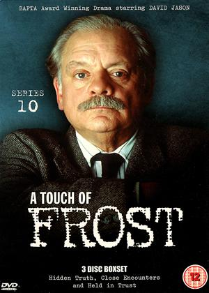 Rent A Touch of Frost: Series 10 Online DVD Rental