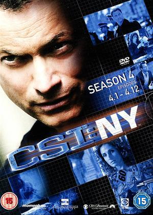 Rent CSI New York: Series 4: Part 1 Online DVD Rental
