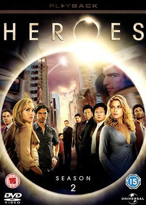 Rent Heroes: Series 2 Online DVD Rental
