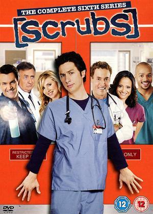 Rent Scrubs: Series 6 Online DVD & Blu-ray Rental