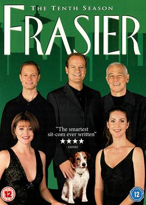 Rent Frasier: Series 10 Online DVD & Blu-ray Rental