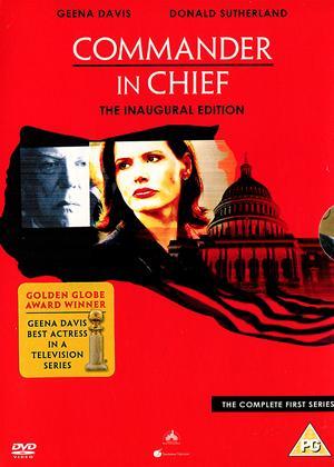 Rent Commander in Chief: Series 1 Online DVD Rental