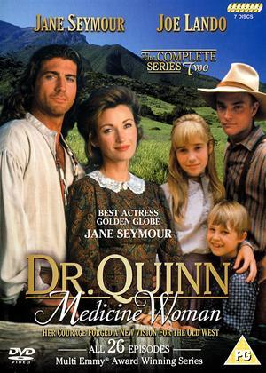 Rent Doctor Quinn, Medicine Woman: Series 2 Online DVD & Blu-ray Rental