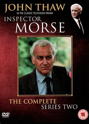 Rent Inspector Morse: Series 2 Online DVD Rental