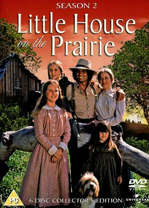 Rent Little House on the Prairie: Series 2 Online DVD Rental