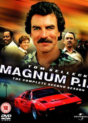 Rent Magnum P.I.: Series 2 Online DVD Rental