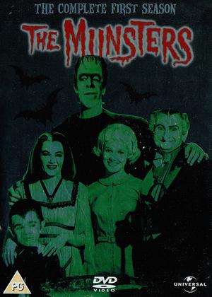 Rent The Munsters: Series 1 Online DVD Rental