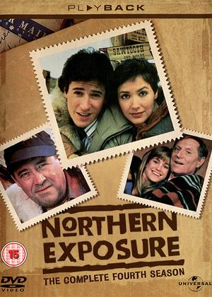 Rent Northern Exposure: Series 4 Online DVD & Blu-ray Rental