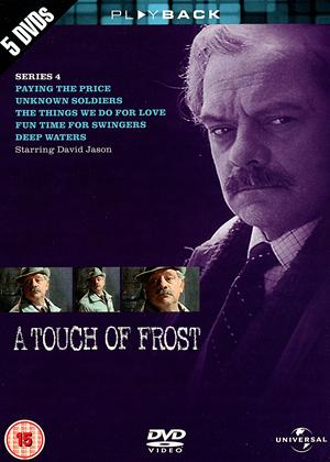 Rent A Touch of Frost: Series 4 Online DVD Rental