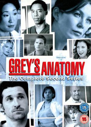 Rent Grey's Anatomy: Series 2 Online DVD Rental