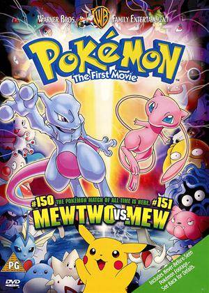 Rent Pokemon: The First Movie Online DVD Rental