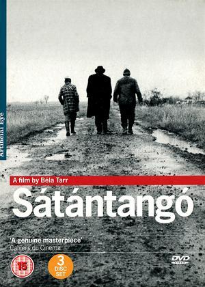Rent Satan's Tango (aka Satantango) Online DVD Rental