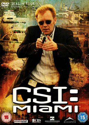 Rent CSI Miami: Series 4: Part 1 Online DVD Rental