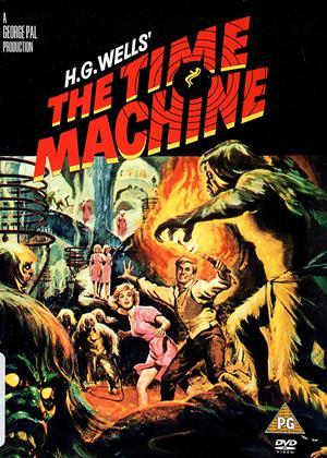 Rent The Time Machine Online DVD Rental