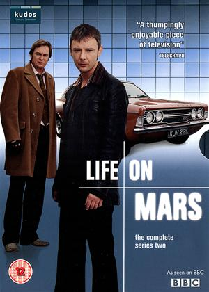 Rent Life on Mars: Series 2 Online DVD Rental