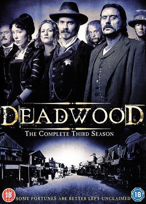 Rent Deadwood: Series 3 Online DVD Rental