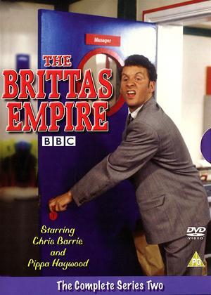 Rent The Brittas Empire: Series 2 Online DVD Rental