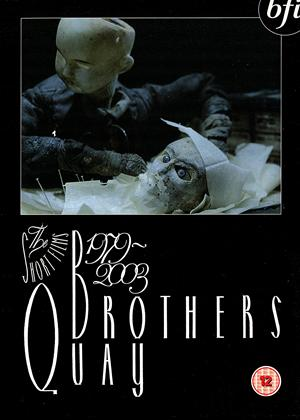Rent The Quay Brothers: The Short Films 1979 - 2003 Online DVD Rental