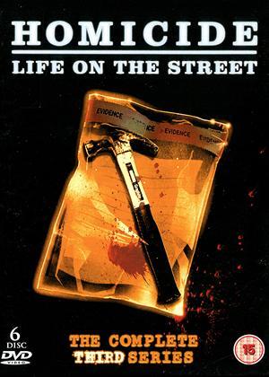 Rent Homicide: Life on the Street: Series 3 Online DVD Rental