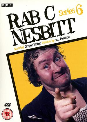 Rent Rab C Nesbitt: Series 6 Online DVD Rental