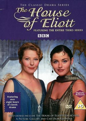 Rent The House of Eliott: Series 3 Online DVD Rental