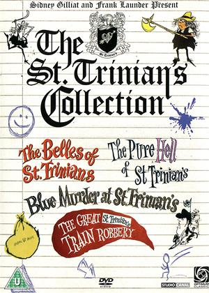 Rent The Pure Hell of St. Trinian's Online DVD Rental