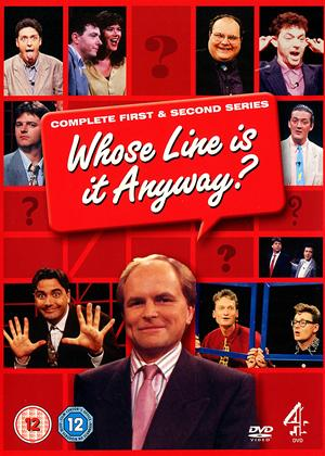 Rent Whose Line is it Anyway: Series 1 and 2 Online DVD Rental