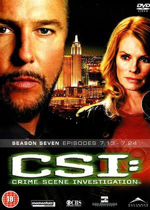 Rent CSI: Series 7: Part 2 Online DVD Rental