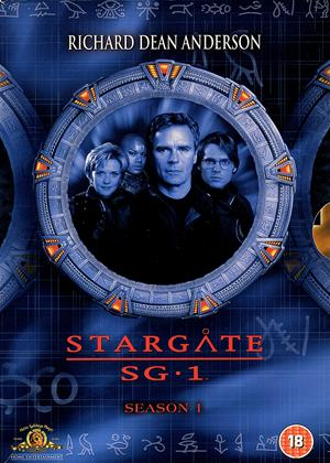 Rent Stargate SG-1: Series 1 Online DVD Rental
