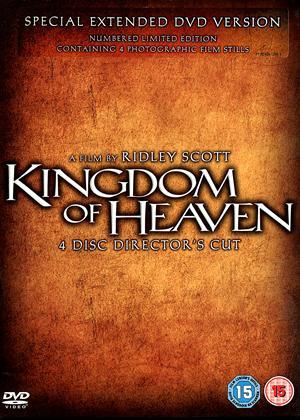 Rent Kingdom of Heaven Online DVD Rental