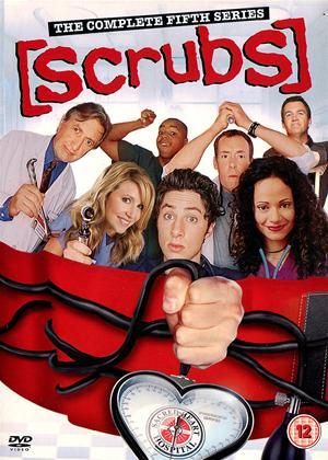 Rent Scrubs: Series 5 Online DVD Rental